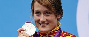La 'todoterreno' Mireia lidera al equipo español en los Mundiales de natación