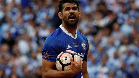 Diego Costa ficha por el Atlético de Madrid (con permiso del TAS)