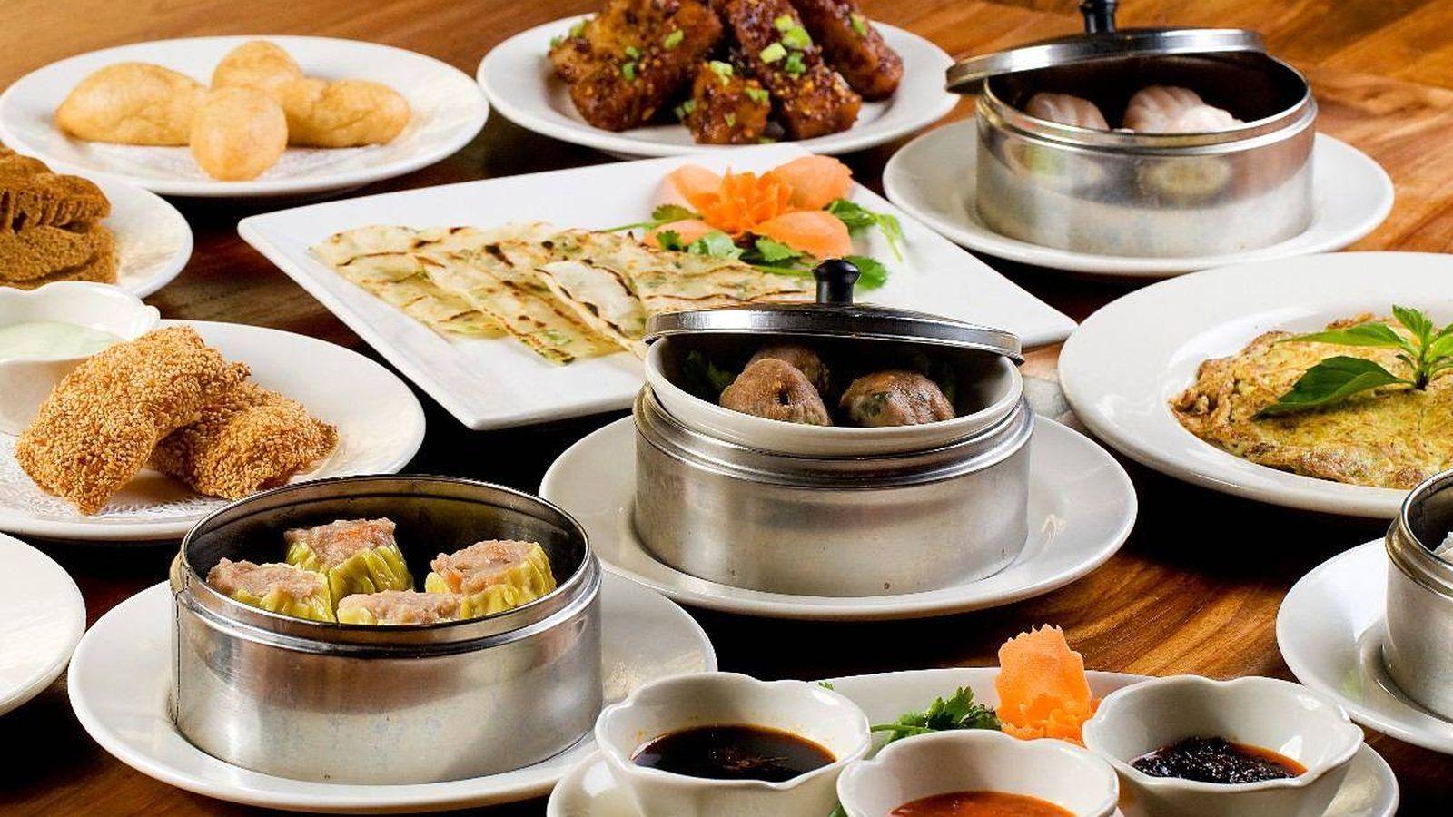 Foto: Platos de la cocina chifa.
