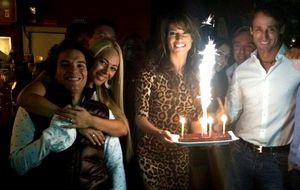 Escassi le organiza una fiesta a Sonia por su 37 cumpleaños