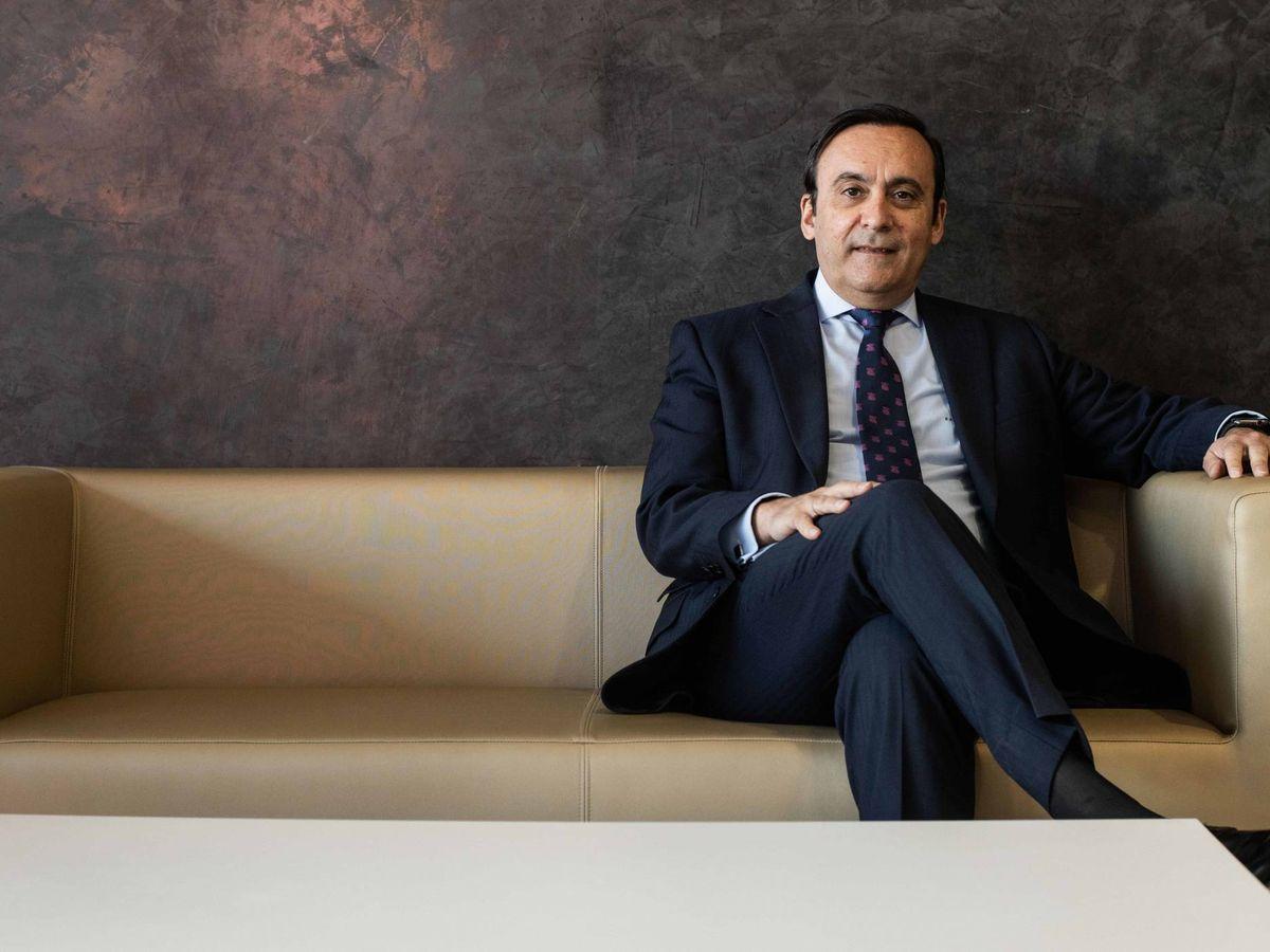 Foto: Eduardo Pastor, presidente de Cofares. Fotos: Carmen Castellón.