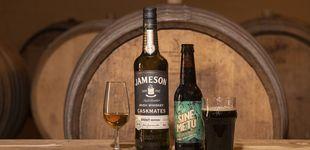 Post de Jameson y La Quince presentan Sine Metu, una cerveza artesanal con madera de Whiskey
