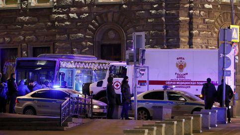 Un agente del servicio secreto ruso muere en un tiroteo en el centro de Moscú