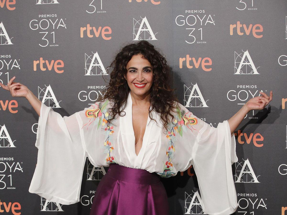 Foto: La estilista Cristina Rodríguez en una imagen de archivo. (EFE)