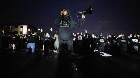 Tercera noche de disturbios por la muerte de Daunte Wright a manos de la Policía en EEUU