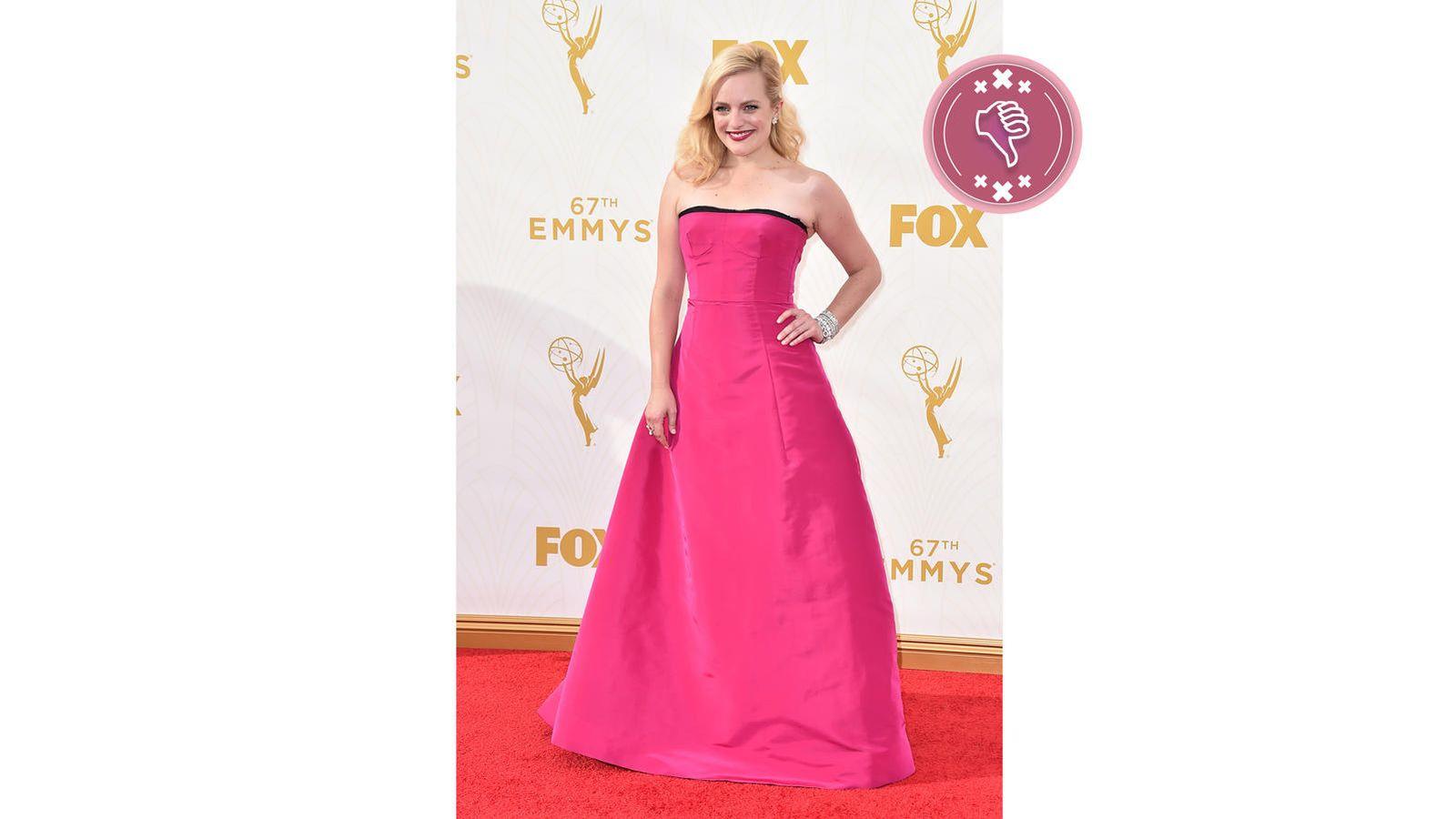Emmys2015: las mejor y peor vestidas de la alfombra roja