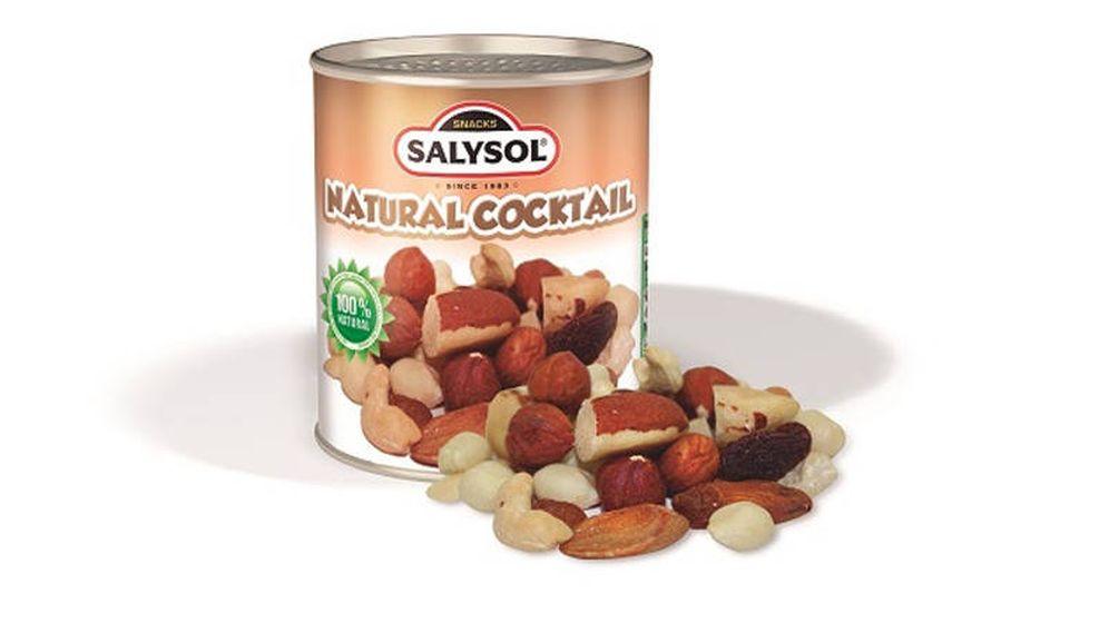Foto: El cocktail natural de SALYSOL sobre el que se ha lanzado la alerta alimentaria