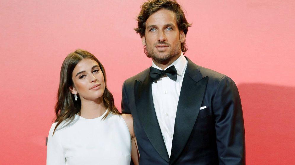Foto: Feliciano y Sandra Gago, en una imagen de archivo. (EFE)