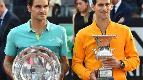 Djokovic no perdona a Federer, se hace con el título en Roma y acecha a Nadal