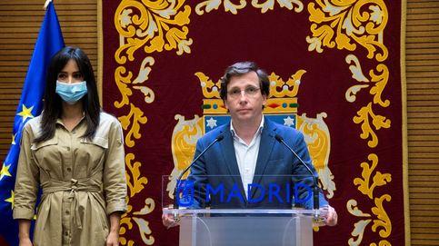 Almeida ve una intromisión clarísima que Marlaska fulmine a Pérez de los Cobos