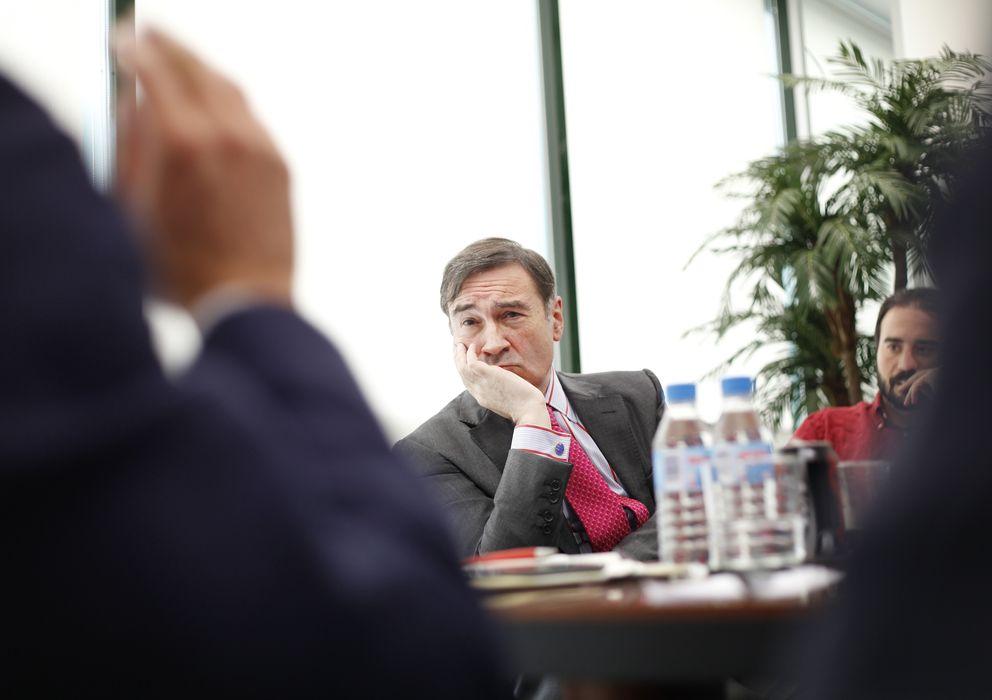 Foto: El exdirector de 'El Mundo', Pedro J. Ramírez (E. Villarino).