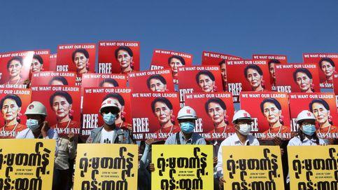 Suu Kyi comparece ante la justicia militar un día antes de lo previsto, sin preaviso y sin su abogado