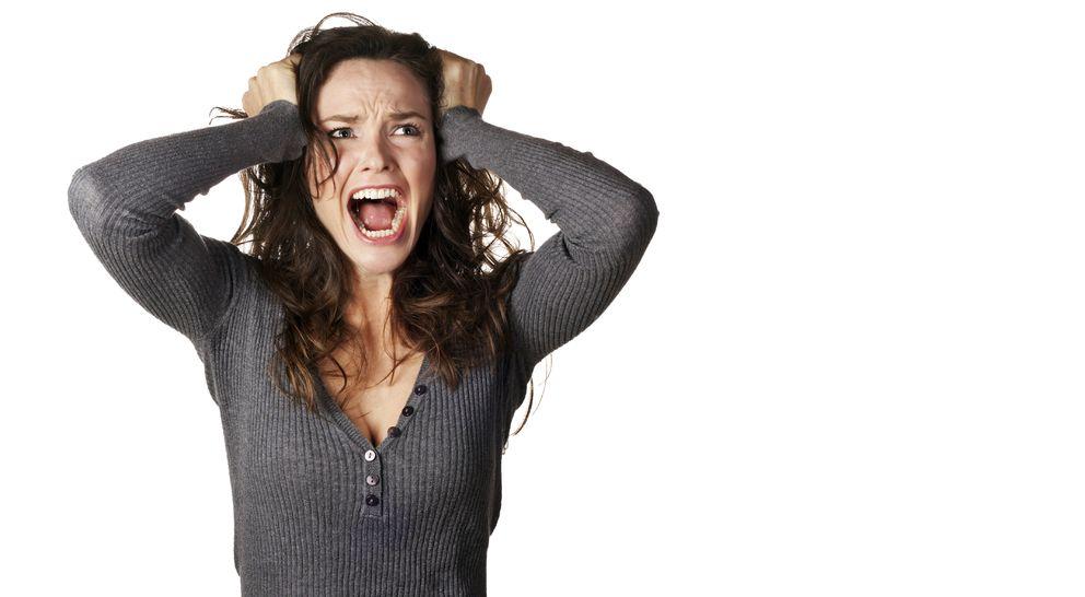 Foto: Si nos dejamos llevar por la rabia el remedio será peor que la enfermedad. (iStock)