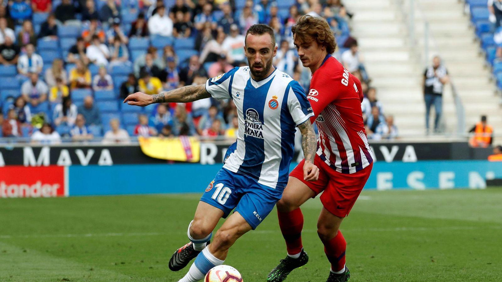 Foto: Rcd espanyol- atlético de madrid