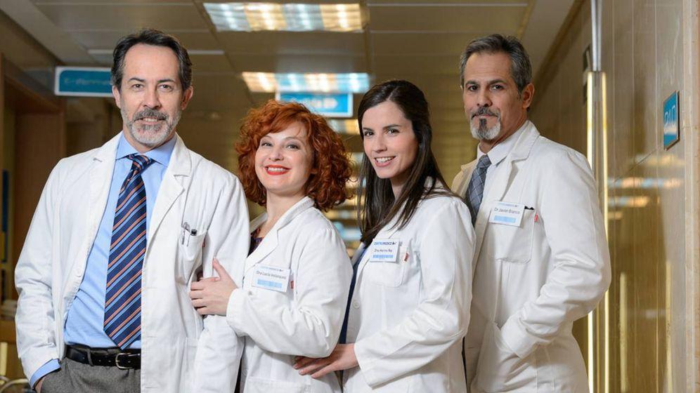 Centro Médico 4x158 y 4x159 Espa&ntildeol Disponible