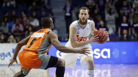 El festival del 'Chacho': Sergio Rodríguez bate el récord de asistencias de la ACB