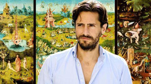 Placer, culpa y castigo de Juan Diego Botto ante el jardín de El Bosco
