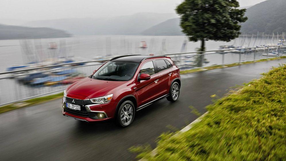 Foto: La nueva Mitsubishi