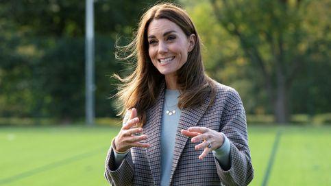 Kate Middleton y Leonor, unidas por el abrigo de tendencia del otoño