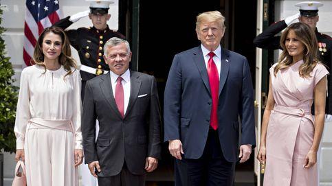 Hablan los expertos: la reina Letizia conectó más con Melania Trump que Rania