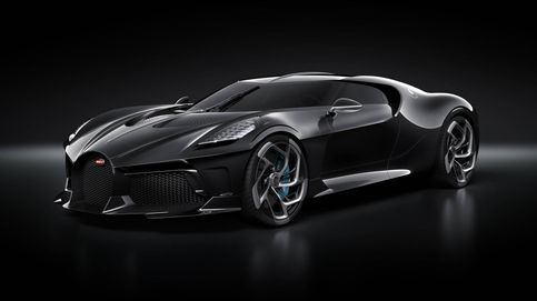 Bugatti La Voiture Noire, el coche más caro del mundo
