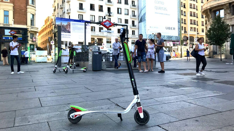 Un día en Madrid con Lime, el patinete eléctrico de alquiler: ahórrate el dinero
