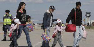 """La mayoría de los españoles decide quedarse en Japón: """"Los medios están exagerando mucho"""""""