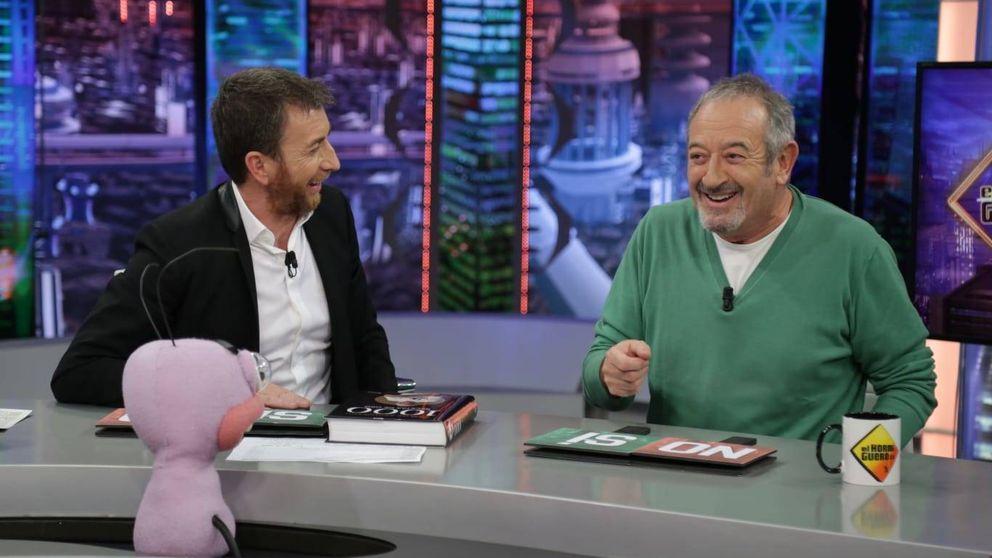 La divertida anécdota de Pablo Motos y Karlos Arguiñano con la Familia Real