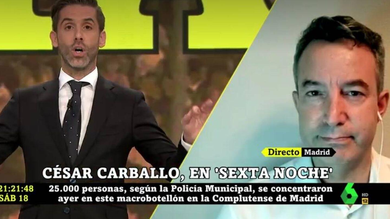 Yélamo y Carballo. (La Sexta).