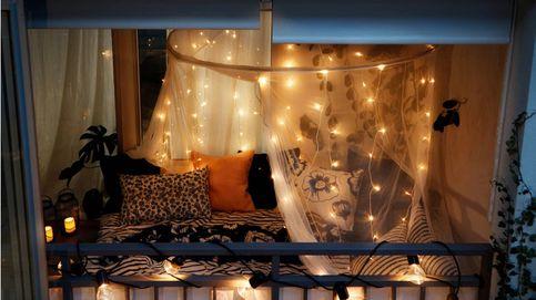 Ikea transforma tu balcón en un romántico lugar donde ver caer el sol
