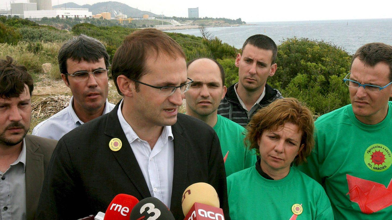 Joan Herrera. (Efe)