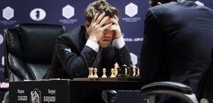 Post de Magnus Carlsen emula a Mourinho: derrota, mosqueo y plantón a la prensa