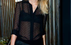 Carla Pereira: De boda con Simeone, nada. Soy muy joven