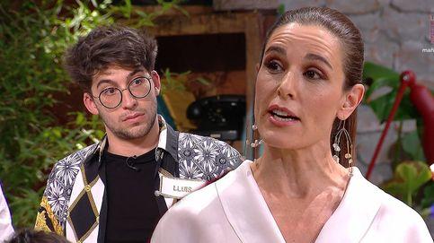 Raquel Sánchez Silva planta cara a Lluís tras su amenaza de abandono
