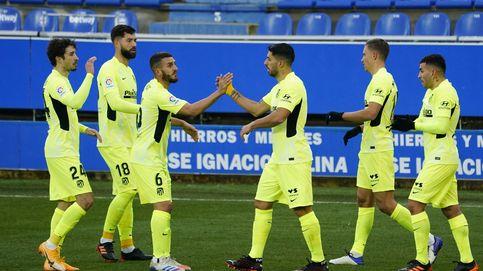 El Tridente de Neptuno reta al Madrid de Benzema