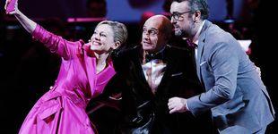 Post de El teléfono en el Teatro Real, la ópera que convirtió a Menotti en un visionario
