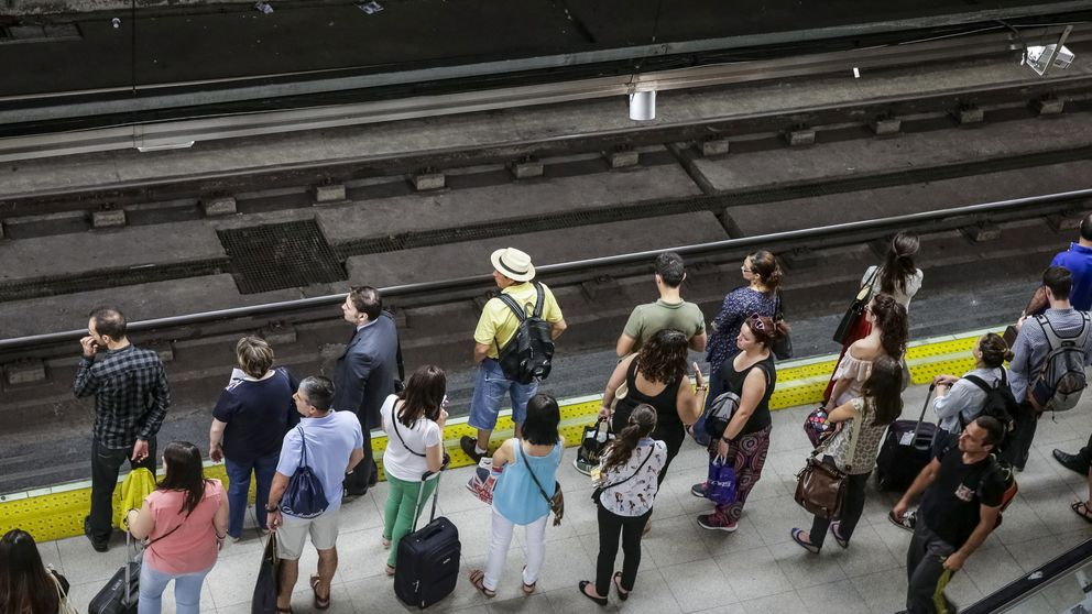 Huelga del Metro de Madrid: primeros paros con trenes cada 14 minutos