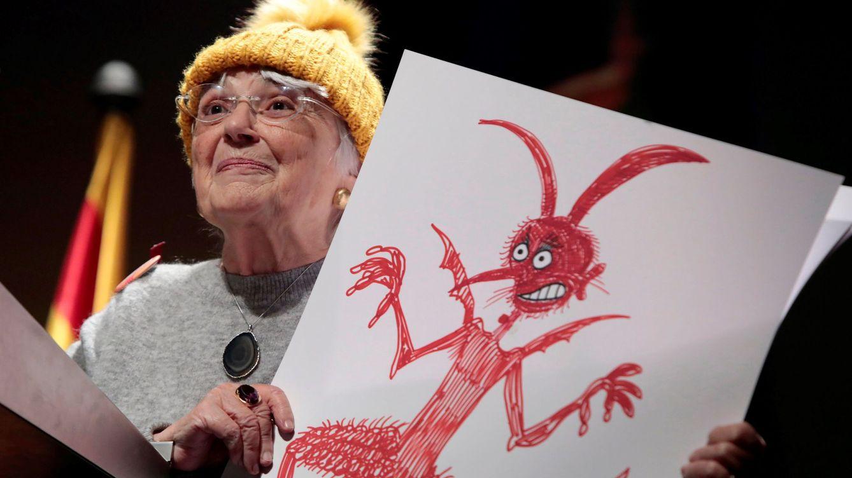 Pilarín, la ilustradora infantil que pasó del pujolismo a dibujar niños con esteladas