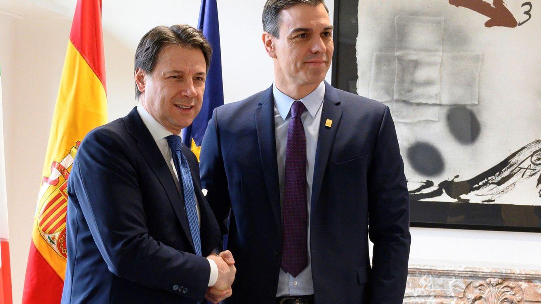 El 'trienfermo' de Europa: España, Francia e Italia son ahora el problema