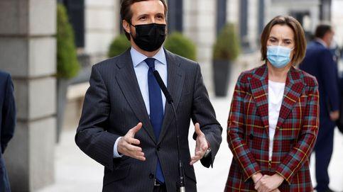 El PP augura el desgaste de Arrimadas y se reivindica como alternativa