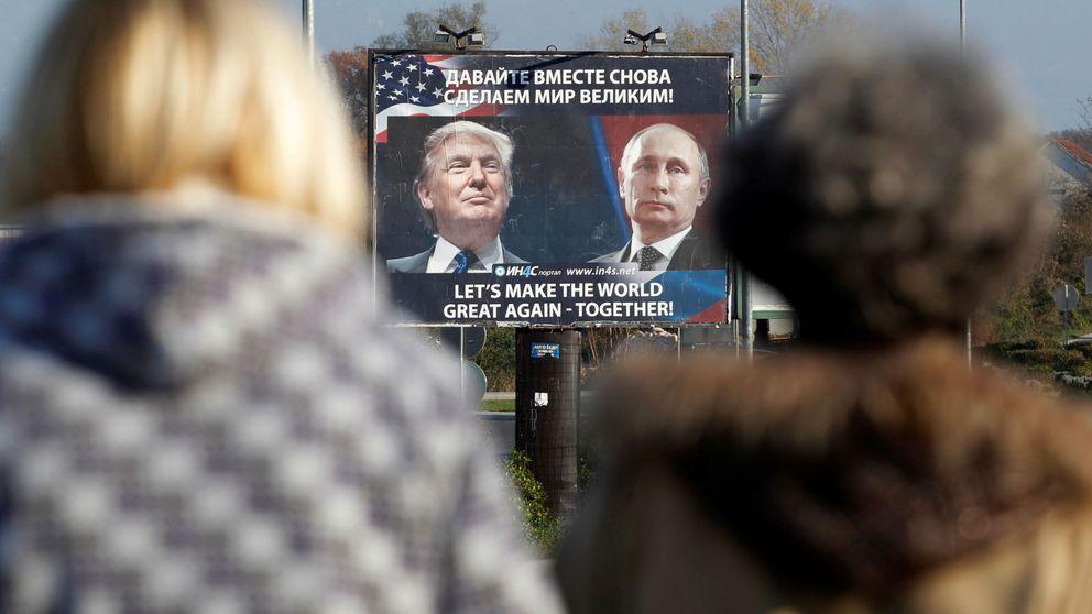 Trump baraja levantar las sanciones a Rusia y enciende al Senado