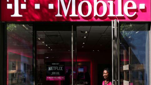 Las operadoras T-Mobile y Sprint acuerdan una fusión para controlar el 5G