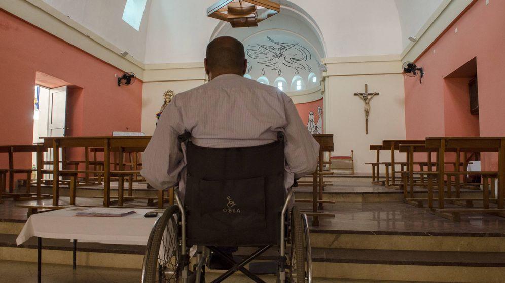 Foto: La última iglesia española en el Sáhara