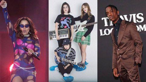 El grupo español Cariño compartirá cartel en Coachella con Travis Scott y Anitta