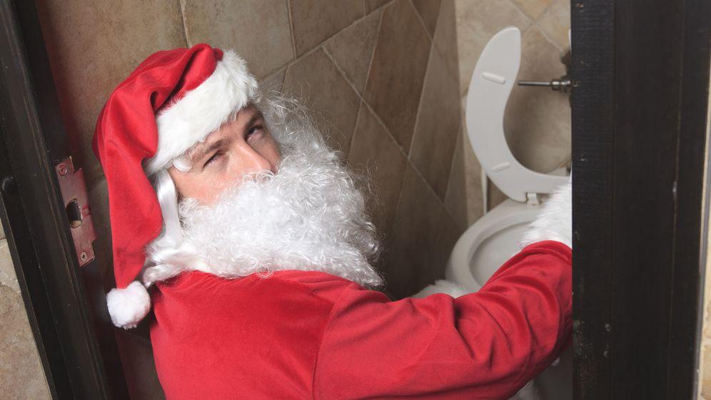 Foto: Santa Claus le ha traído regalos a todos los niños buenos menos a ti. (iStock)