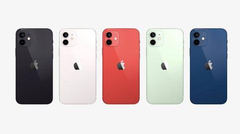 Estos son los precios en España de todos los modelos del iPhone 12