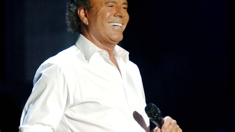 Julio Iglesias, en una imagen de archivo. (Getty)