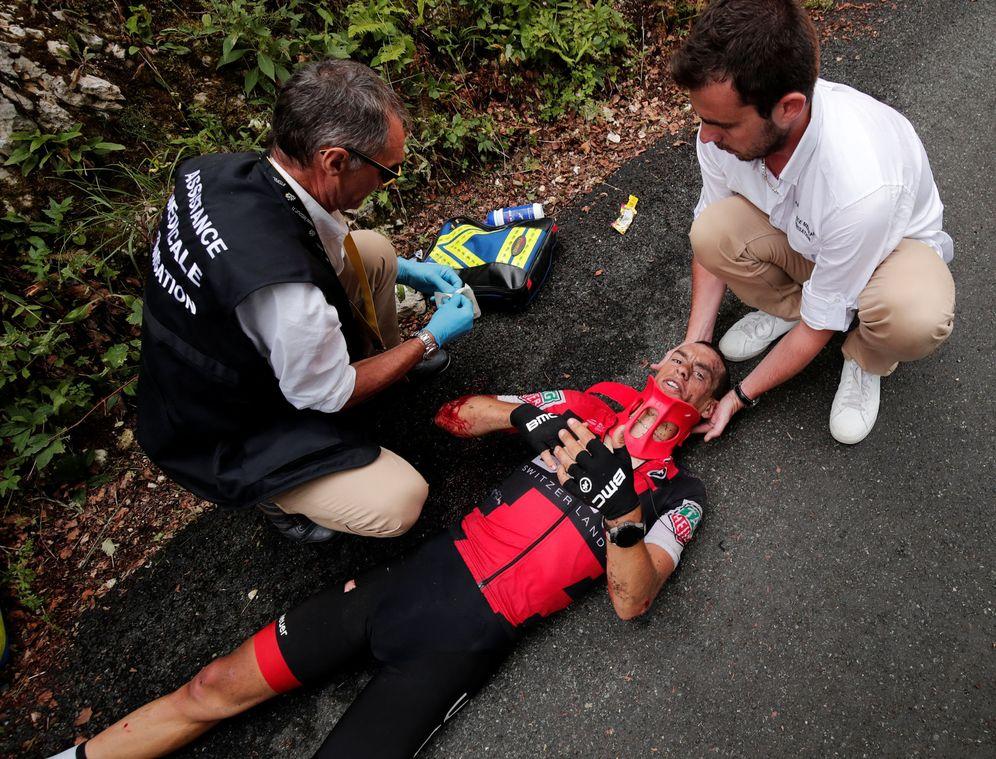 Foto: Porte sufrió la caída más dura de la jornada. (Reuters)