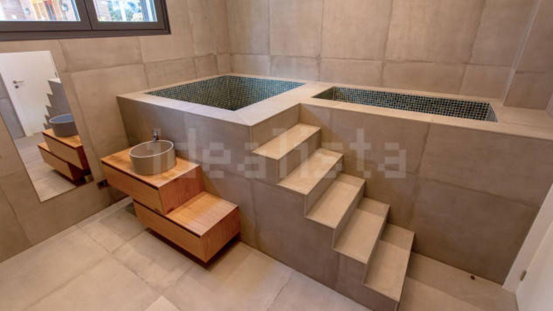 ¿Una sauna? (Idealista)