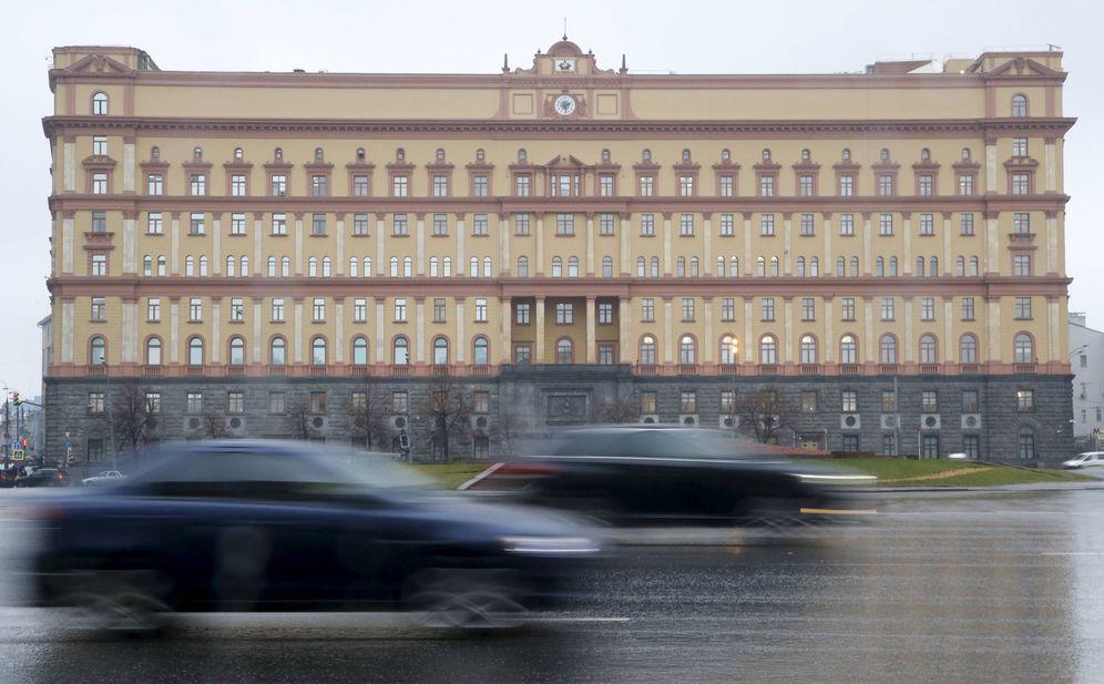Foto: La sede del Servicio Federal de Seguridad (FSB) en Moscú, en noviembre de 2015 (Reuters)